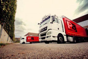 Straßenverkehr LKW/Transport