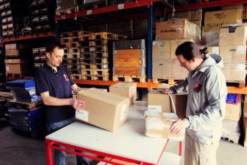eCommerce Logistik